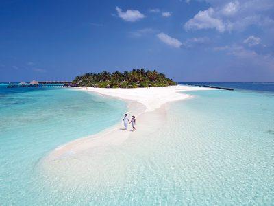 Vilu Reef beach